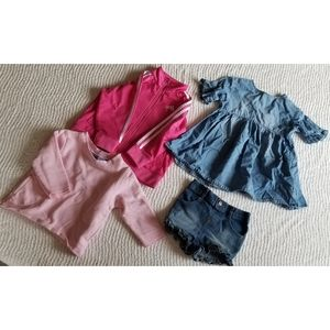 18-24 month lot of girl clothes